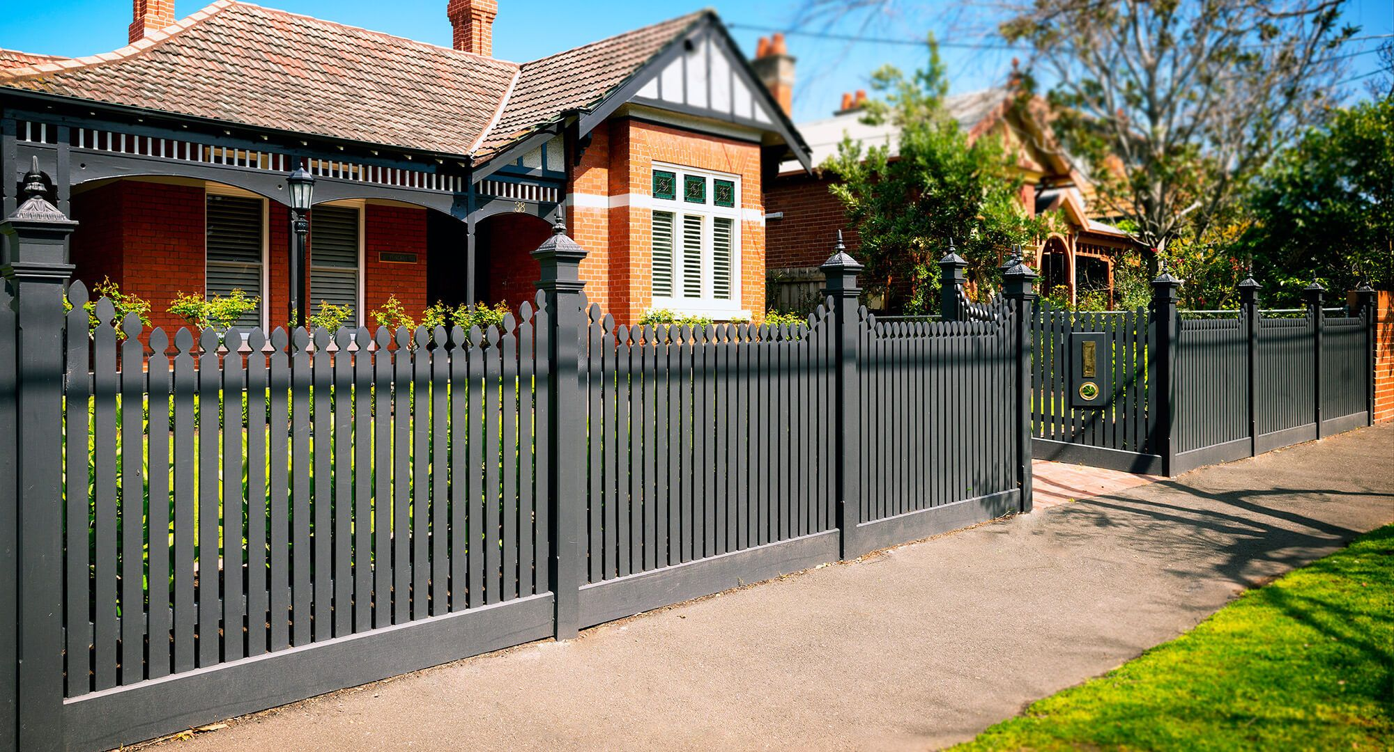 Melbourne Heritage Fencing Picket Fences Woven Wire